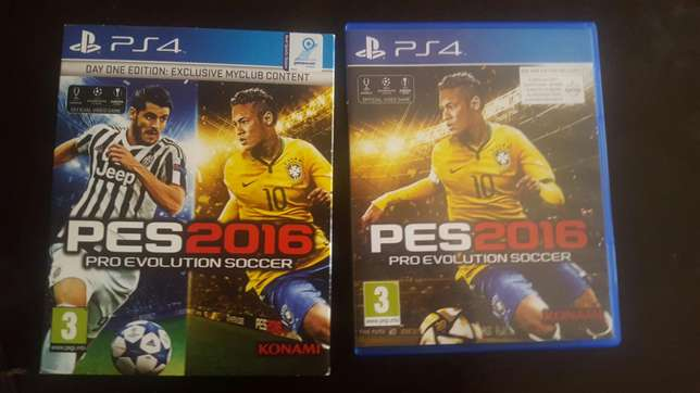PES2016 Day One Edition for PS4 Turffontein - image 1