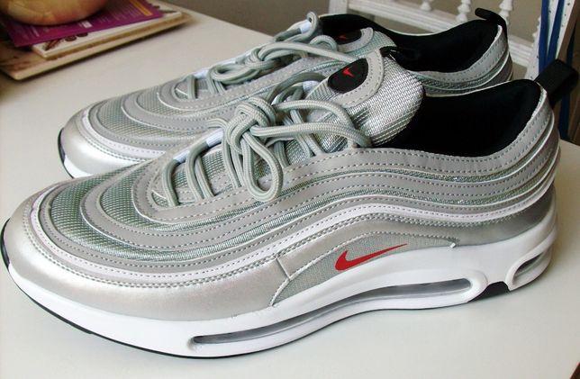 Nike Air Max 97 Silver Warszawa Bemowo • OLX.pl