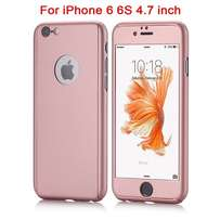 iPhone 6/6s 360° Full Body Rose Gold Case