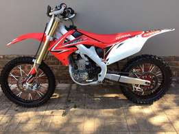 2010 Honda CRF 250 R MINT condition