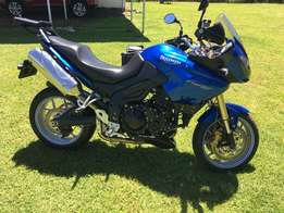 2007 Triumph Tiger 1050 for sale