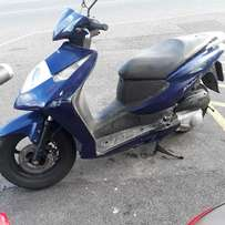 2012 Honda Dylan Scooter for sale