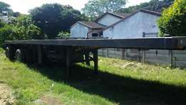 TRIAXLE trailer for sale-OFFERS