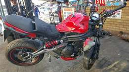 Accident damaged bikes wanted for cash