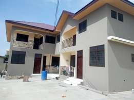 Executive newly built two bedrooms for rent