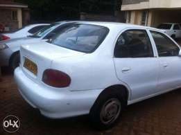 Quick sale on this manual Hyundai Accent KAH