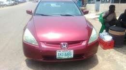 Honda Accord 2005 EOD