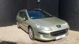 2006 Peugeot 407 2.2 sport in good condition