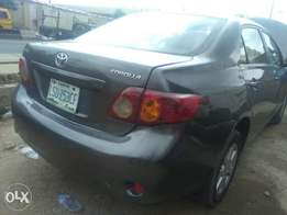 Toyota Corolla 2008model