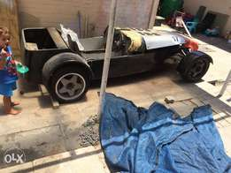 Lotus 7 project