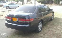 Sound and clean Honda Accord Eod