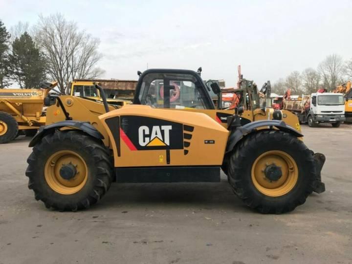 Caterpillar TH407C **BJ2010 *3470H *Telehandler** - 2010 - image 6