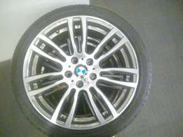 "19"" mags +run flat tyres 4sale"