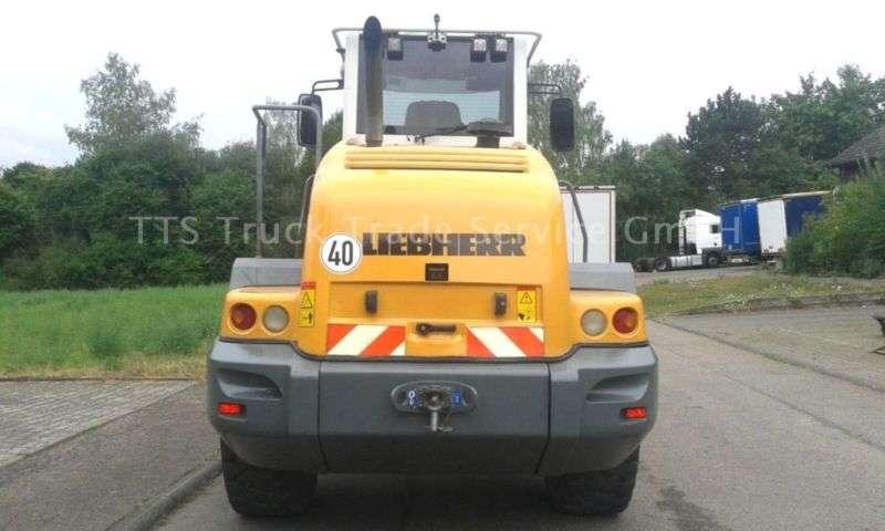 Liebherr L 528 (kein 524/538) Auch Mit Schnellwechsler Ra - 2008 - image 4