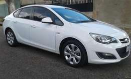 Selling Opel Astra Low Mileage 0f 117000km Model 2014