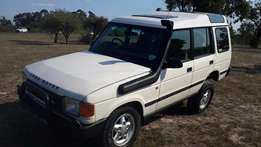 1997 Land Rover Dicovery 3.9 Auto