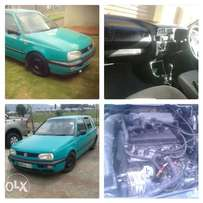 Valuable super golf 3 for sale or swap golf 1/verlocity