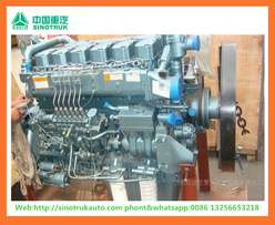 Complete engine for China motor(howo) and man diesel