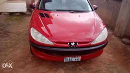 Clean Peugeot 206 for sale