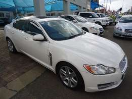 2009 jaguar xf 3.0d s premium luxury
