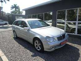2006 mercedes c200 estate