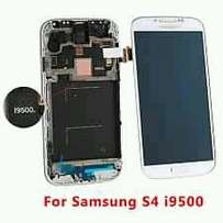 Samsung S4 LCD R1100 fitted kzn!!