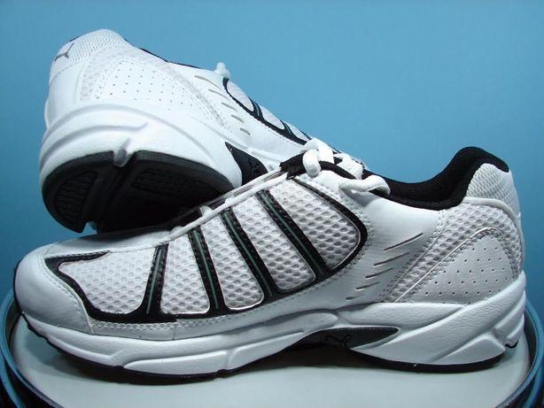 Nowe Buty sportowe męskie damskie Puma 38 Białe biały szary
