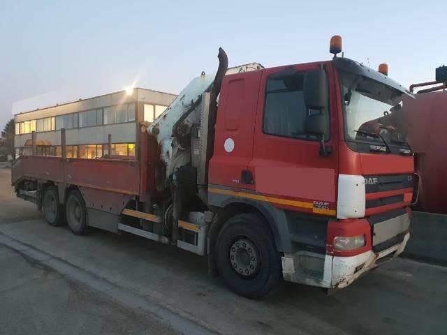 DAF 85 Cf 410 Cormach 34000e Top 1a - 2010