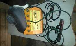 Tonco Oiled Cooled Welder