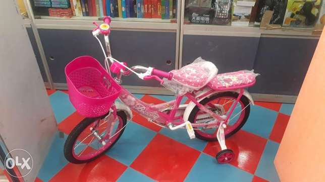"""12"""" 14"""" 16"""" ben10 and pink colour cycle for sale each 22bd"""