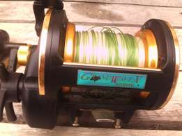 Daiwa Grandwave 50SHV Reel for sale, URGENT SALE.