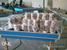 Tissue,Saviette and Car tissue factory for sale
