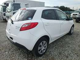 Mazda demio brand new on sale.