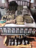 Former Military Uniforms