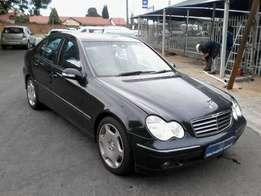 2006 Mercedes benz c350 elegance in good condition