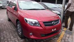 Toyota Fielder With Sunroof