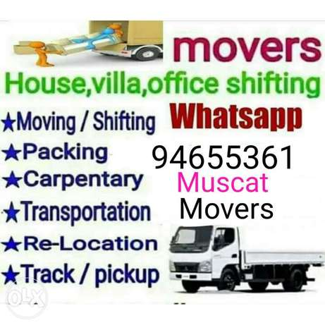 Movers houes shifting services