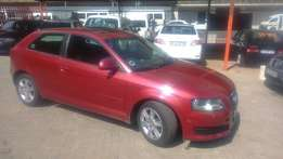 Audi A3 1.9 Tdi manual 2 doors R69500 cash
