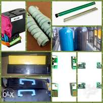 Photocopy/printer consumables e.g Toners,sensors,drums etc