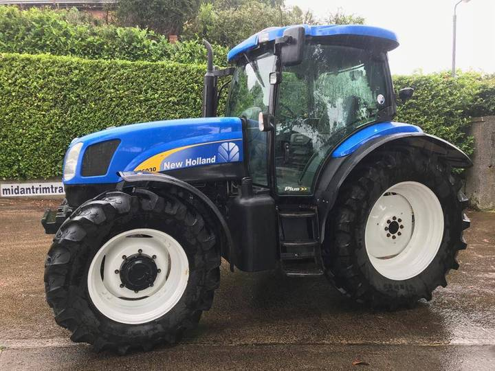 New Holland T 6030 Plus - 2007