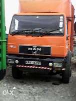 Sale of MAN Truck