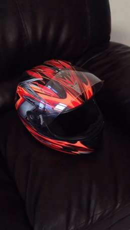 Helmet - Motorcycle Vega Helmet -Large Goodwood - image 2
