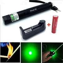 Star laser pointer (Green ) Rechargeable