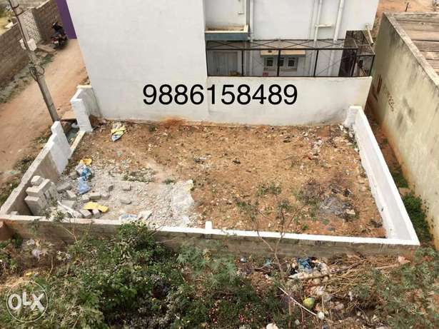 700 SQFT (20x35) BBMP Approved site for sale in Bangalore