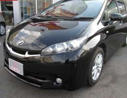 Abs airbag Toyota wish