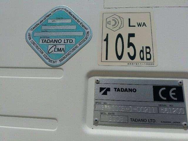 Tadano GR300EX - 2008 - image 7