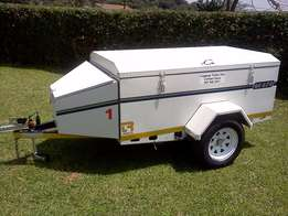 Luggage Trailers for Hire R120 per day