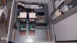 Automatic change over switch