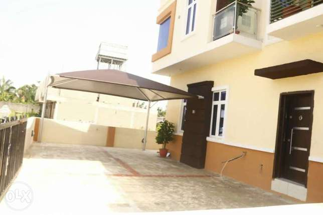 Well finished newly built 4 bedroom terrace with bq at Chevron Lekki Peninsula - image 6