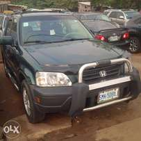 Locally Used (few month) Honda CR-V, 2000,Very OK